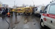 Родственники семьи, погибшей при падении крана в Омске, получили 4,5 млн рублей