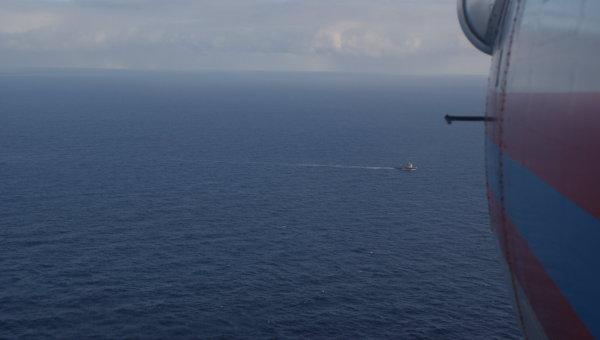 На траулере «Дальний Восток», затонувшем в Охотском море, работал омич