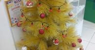 В Омске появились «Лимонные елки»