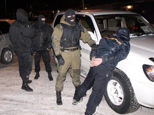 В центре города задержан омич с партией героина