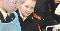 «ОмскВодоканал» разрешил кадетам пить воду из крана
