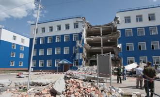 Все обвиняемые по делу об обрушении казармы в Омске вышли на свободу