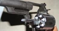 Пожилой омич без явных на то причин застрелился из револьвера