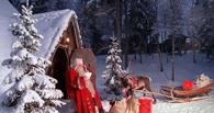 В Омске Деда Мороза посетили гости из Германии и Израиля
