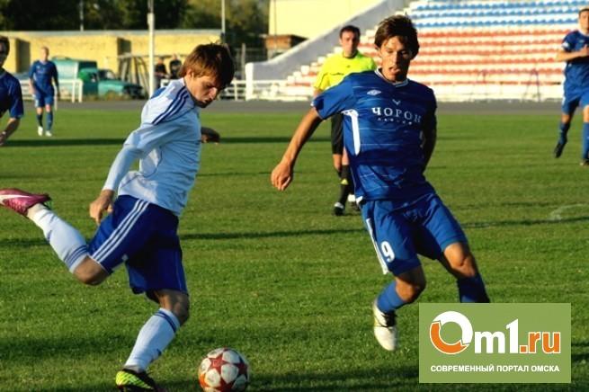 На «футбольном ланче» омский «Иртыш» покажет новую форму