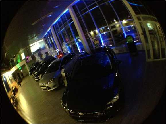 В ночь с 6 на 7 декабря в автоцентре «FORD-ОМСК» состоится традиционная ежегодная ночь распродаж.