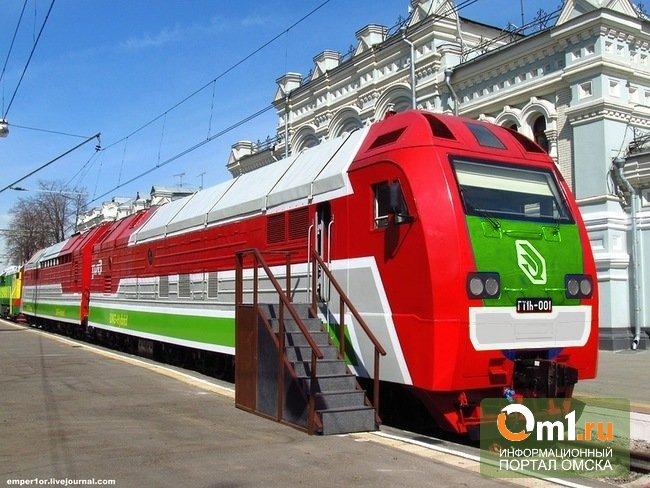 """""""РЖД"""" выделяет омскому депо 90 новых локомотивов"""