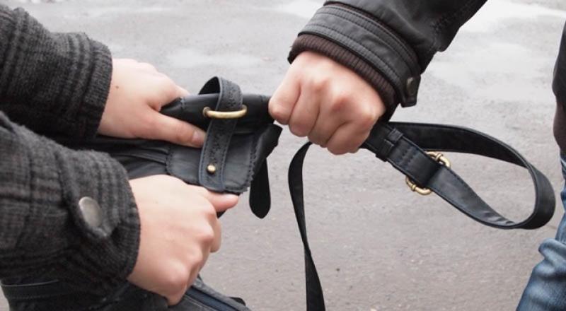 В Омске задержаны два жителя области, промышлявшие кражей женских сумочек
