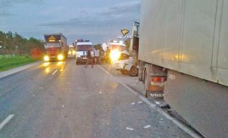 На трассе Новосибирск – Омск насмерть разбились два человека