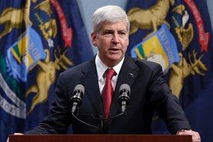 Губернатор Мичигана объявил в Детройте режим финансового ЧП