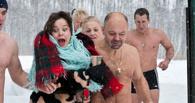 Крещенские морозы в Омске крепчают: тест на навыки выживания