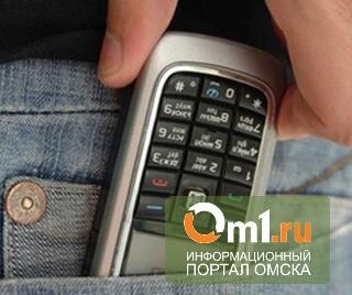 В Омске ночью влюбленного парня побили за сотовый телефон