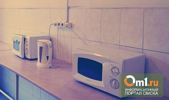 Омских студентов заставляли платить за пожарную охрану в общежитии