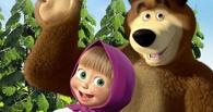 Мультик «Маша и Медведь» станет классикой по версии американского журнала