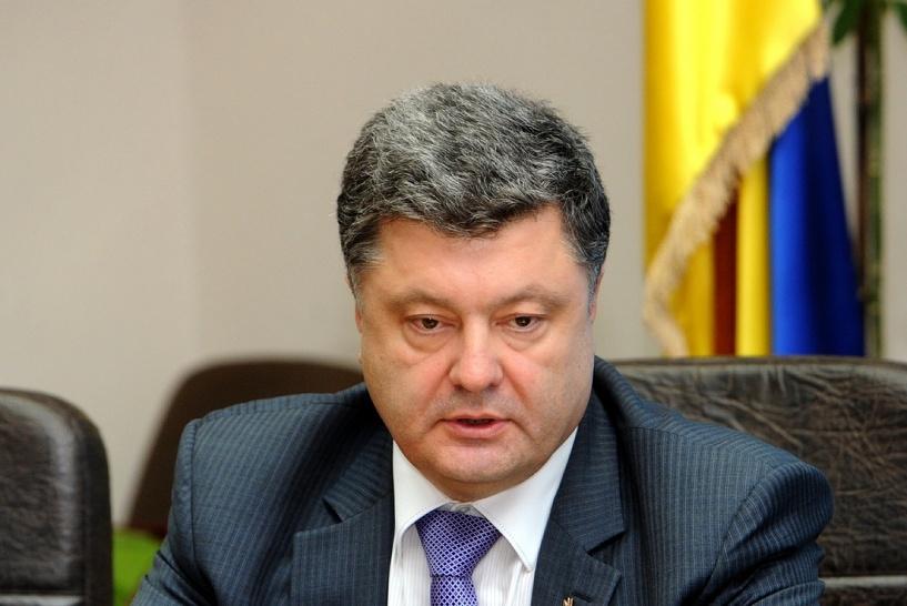Порошенко и Путин договорились прекратить стрельбу на Донбассе