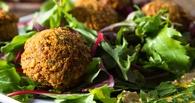Онигири, фалафель и вегетарианские шашлыки: чем угощали омичей на «ВегФесте»