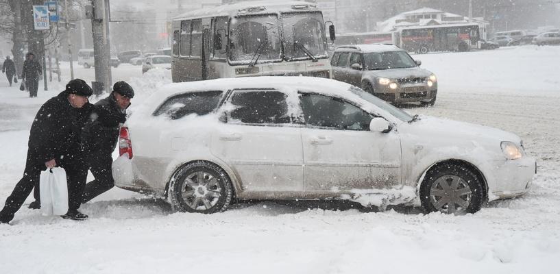 Омичи заплатят городу 15 млн рублей за неубранный снег и мусор