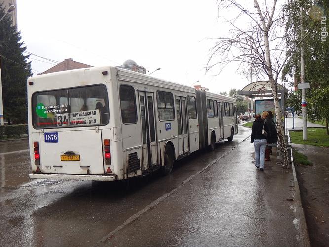 В Омске из-за резкого торможения автобуса ребенок попал в больницу