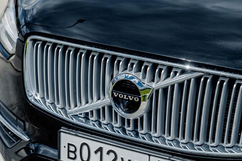 «Смарт-бизнес»: примеряем новый Volvo XC90