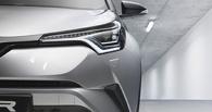 Полурафик: Toyota показала маленький кроссовер с дверными ручками на крыше