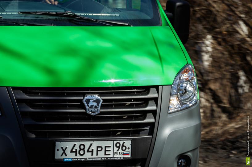 «Газели» идут на Белград: отечественные машины пошли «южным потоком» в Европу
