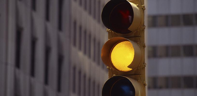 В Омске изменили режим работы светофора на пересечении улиц Герцена и 24-я Северная