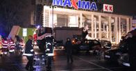 В Латвии идут обыски по делу об обрушении торгового центра