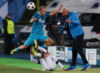 «Зенит» не смог на «Петровском» забить «Аустрии»