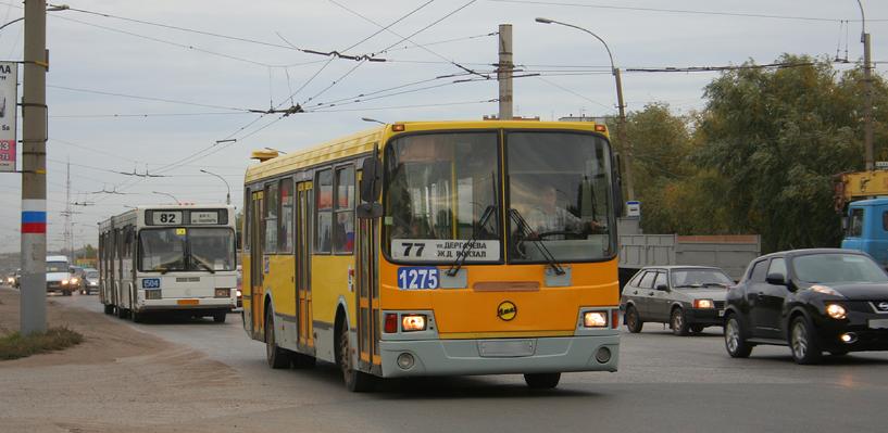 В Омске автобус №77 станет полуэкспрессом