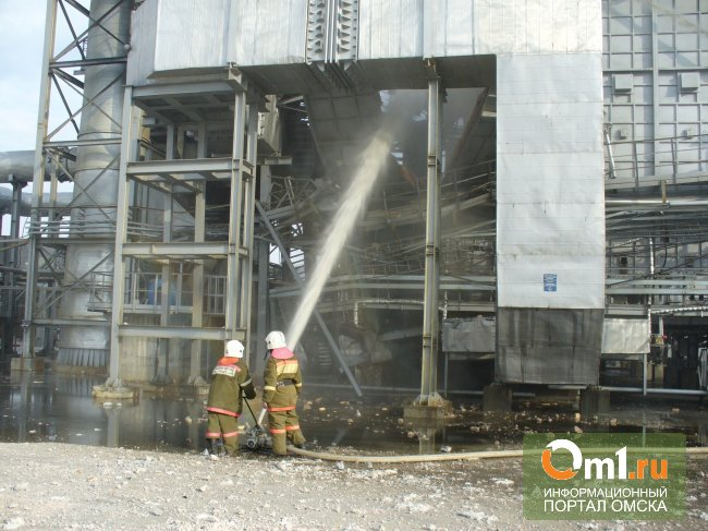 Погибший мужчина на Нефтезаводе в Омске делал ремонт печи