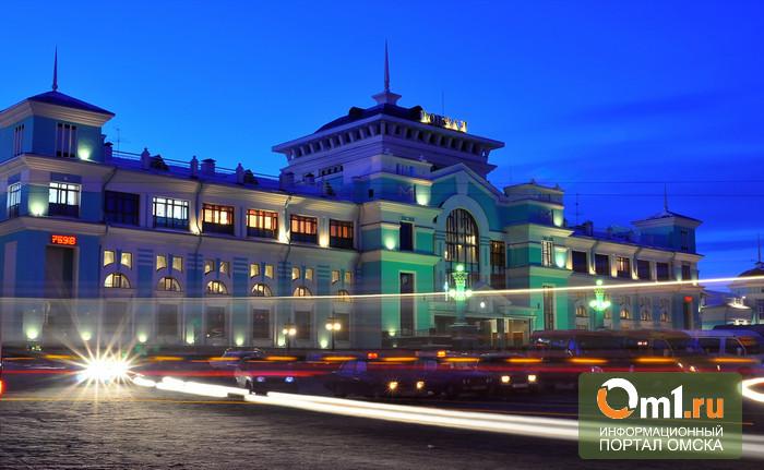 В Омске на 1,5 месяца изменится расписание электричек