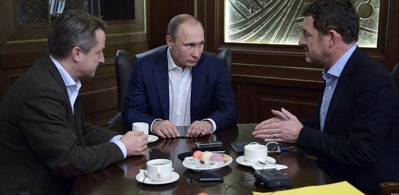 «Это оздоровляет». Владимир Путин видит пользу в санкциях и низких ценах на нефть