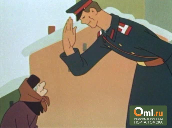 Омский ветеран милиции пожертвовал квартирой ради Крыма