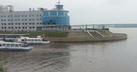 Омские спасатели вытащили из реки еще одного «пловца». (Видео)