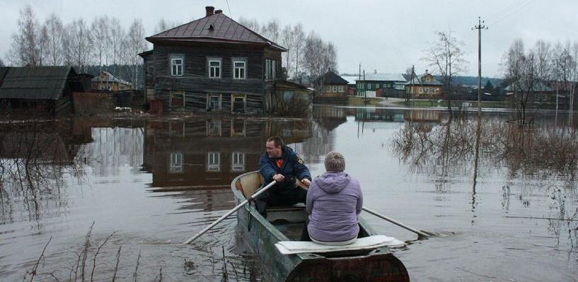 Жители Омской области до сих пор не смогли получить компенсации за прошлогодний паводок