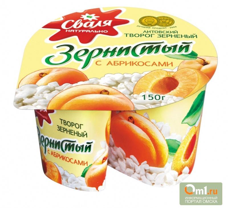 В Омской области запретили литовские каши и творожки, вызывающие гепатит