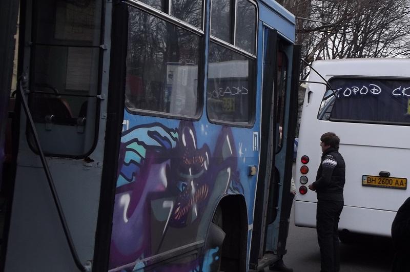 В омских троллейбусах установят климат-контроль и систему автономного хода