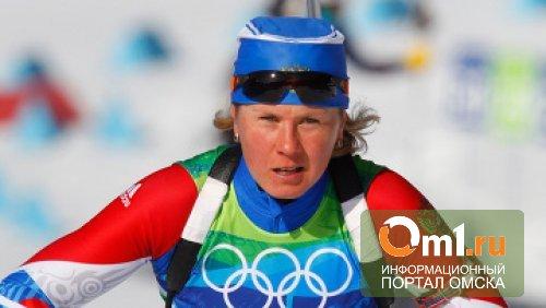 Омичка Яна Романова взяла «золото» на чемпионате России по биатлону
