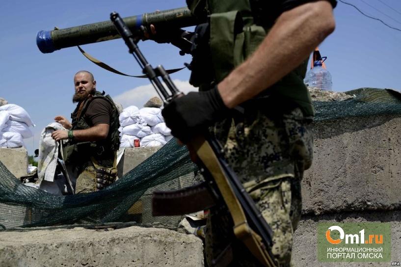 Украинские боевики обстреляли аэропорты Донецка и Луганска