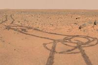 Марсианский пенис положил сайт NASA