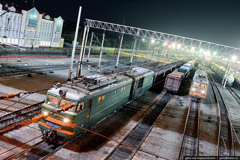 В Омске на станции Входная трудились нелегальные мигранты