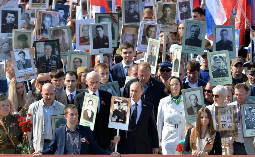 Путин не расстроился из-за отсутствия европейских лидеров на параде Победы