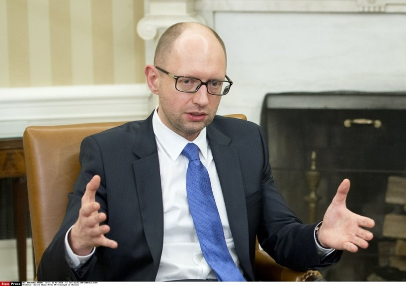 Яценюк решил остаться на посту премьер-министра Украины