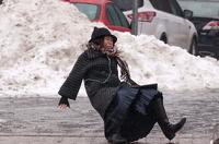 В США из-за морозов погиб 21 человек