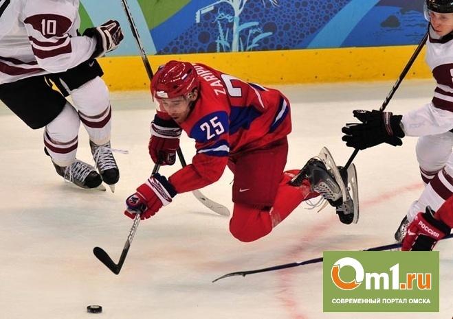 Капитаном сборной России по хоккею в матче с белорусами будет Данис Зарипов