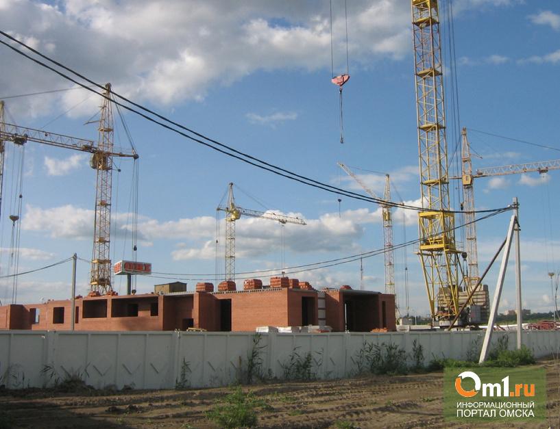 В Центре Омска вместо старых дач появятся многоэтажки