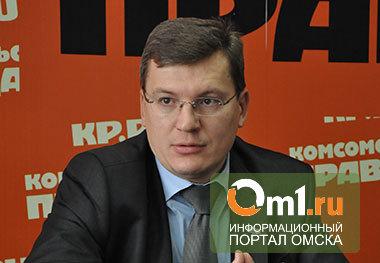 Ректор ОмГУПСа Александр Панычев уезжает на работу в Петербург