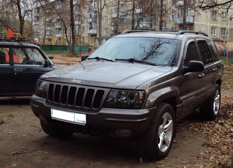 В Омске угнали Jeep Grand Cherokee прямо с автомойки