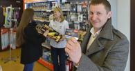 Сеть АЗС «Газпромнефть» вручила подарки автомобилистам