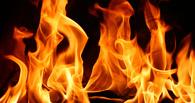 В Омске подожгли иномарку экстремальной гонщицы